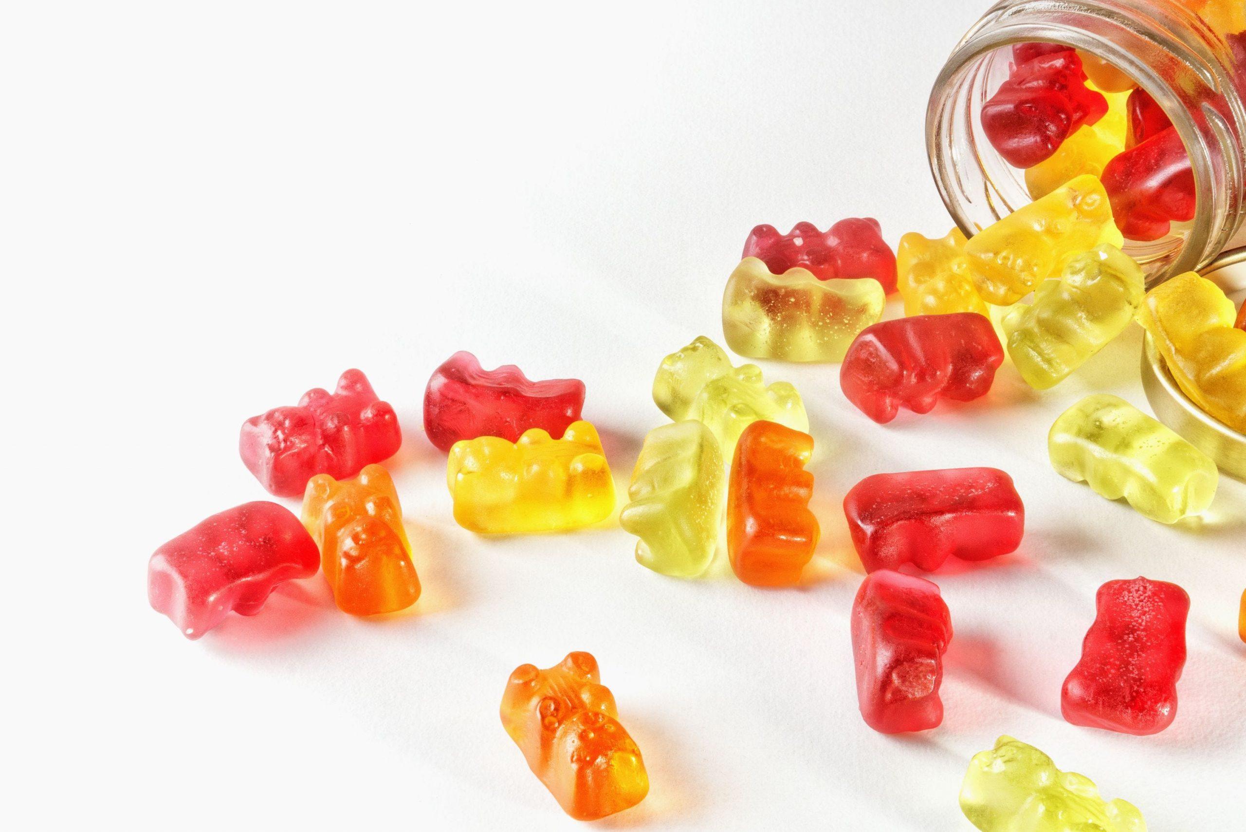 cbd vegan gummie bears