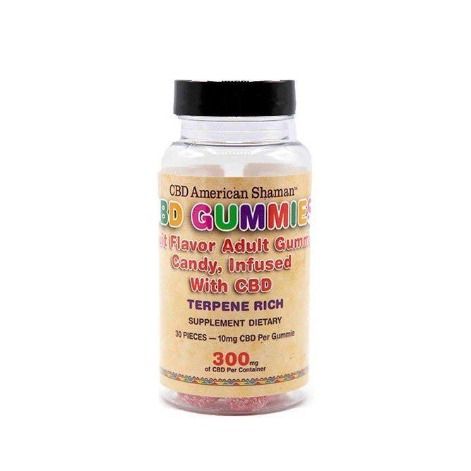 cbd gummies american shaman