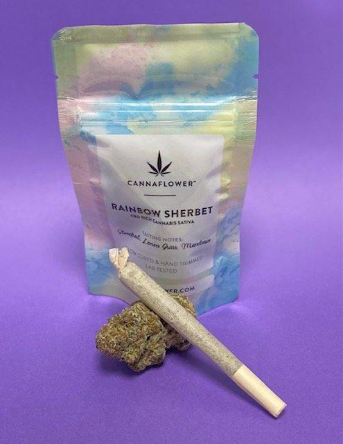 cannaflower-rainbow-sherbet-joint