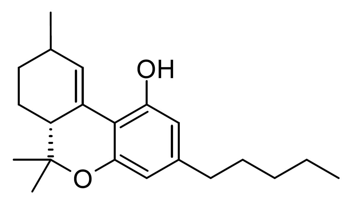Delta-10-THC_structure